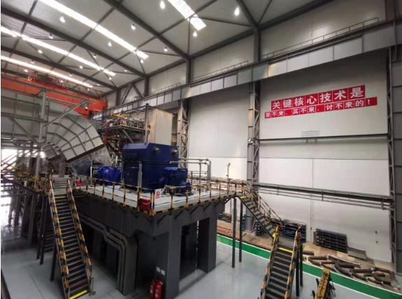 國內首臺F級50兆瓦重型燃機研制成功 突破多項技術封鎖