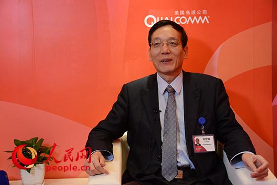 中国发展研究基金会副理事长刘世锦