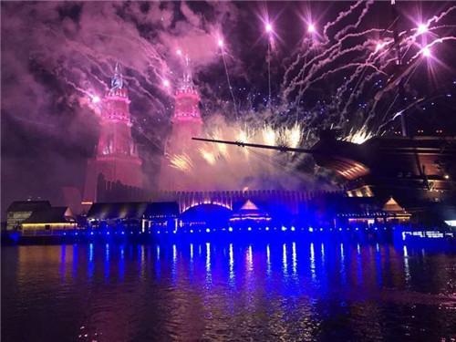 长影海南环球100奇幻乐园在海口盛大启幕