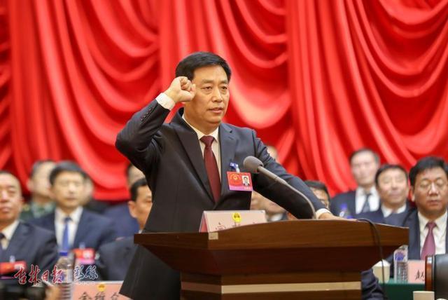 李平当选通化市市长