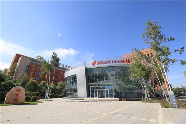 北湖科技园产业一期前广场