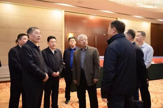 李景田:以对党和人民高度负责的精神推进扫黑除恶专项斗争