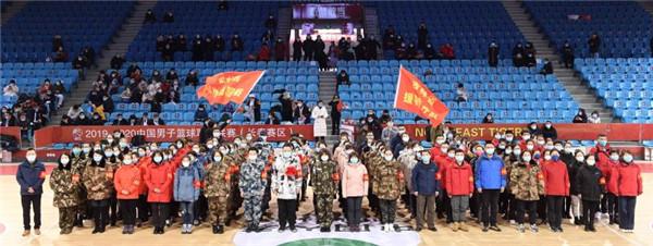 19省对口支援湖北16市名单里为啥没吉林?吉林勇士鏖战在武汉!