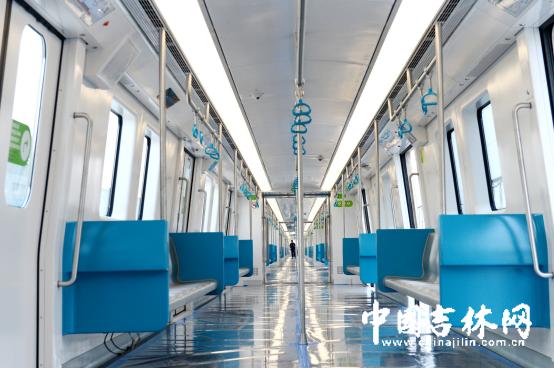 巴西里约4号线(奥运专线)地铁车辆中车长客造