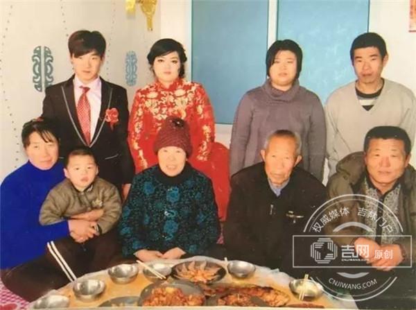"""""""吉林好人·最美家庭标兵"""" 辽源市 赵桂凤家庭(孝老爱亲)"""
