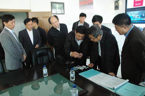 陈宝生视察吉林省教育考试院 检查高考防作弊设施