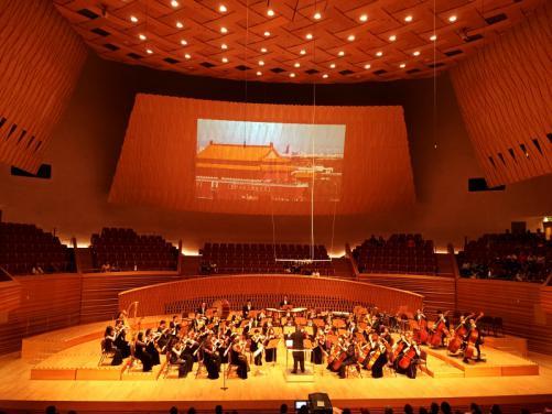 长影乐团影视经典作品音乐会揭幕上海电视节