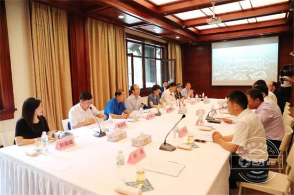 省政协就全省旅游产业发展情况开展专题调研