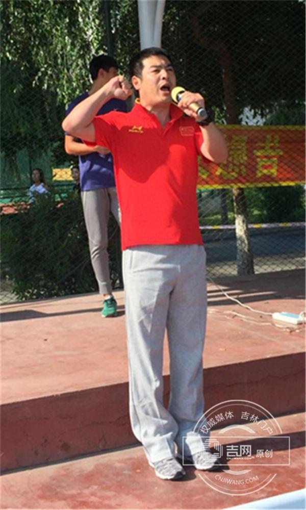 2017年吉林省青少年田径锦标赛开赛
