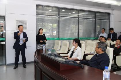 上海市教委参观考察组到长春市参观考察校园安全工作