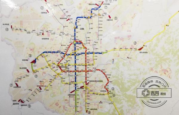 8月1日起长春地铁1号线恢复正常票价