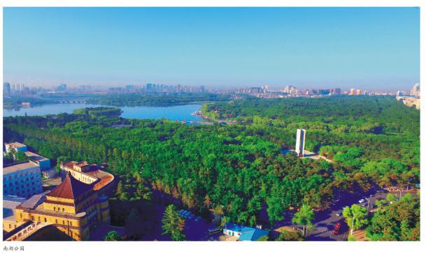 """吉林省两座城市被授予""""国家森林城市""""称号"""