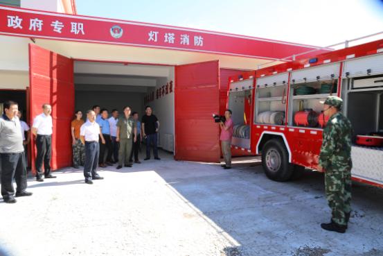 辽源:专职消防站要在30个乡镇全覆盖