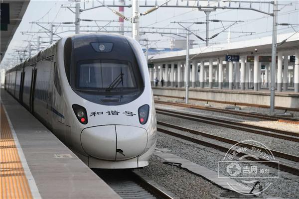 长春-白城-乌兰浩特铁路8月8日正式开通运营www.yh2564.com