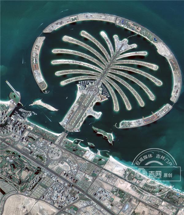 阿联酋-迪拜-棕榈岛