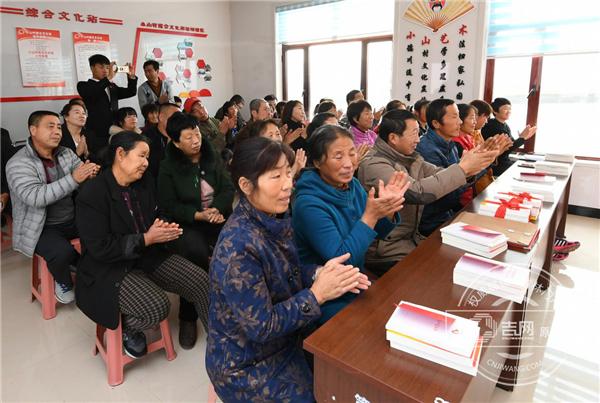 """吉林省成立的""""新时代传习所""""突破1万个"""