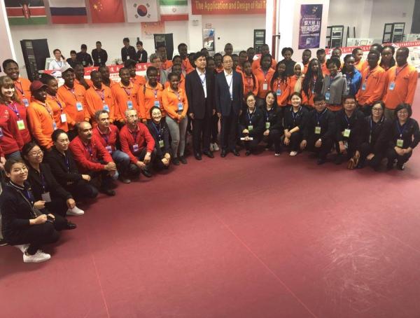 全国职业院校技能大赛在吉举办 国际水准促进一带一路交流
