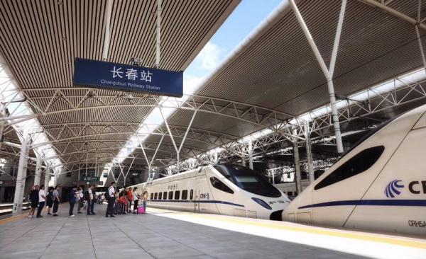 暑运结束 长春站日均发送旅客12万人次