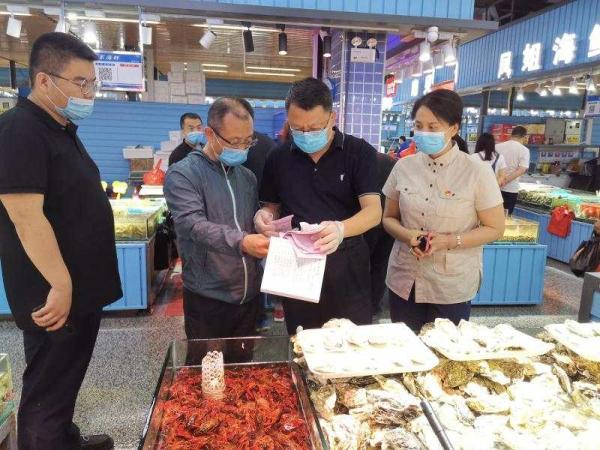 长春市市场监督管理局开展食品销售环节食品安全大检查