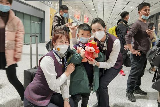 春节黄金周 吉林机场集团运送旅客8.25万人次