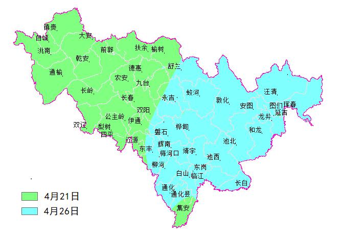 吉林省大田适宜播种期将至!