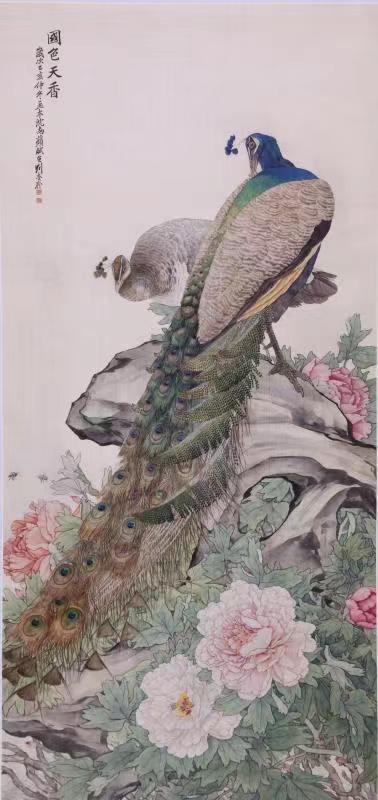吉林省博物院将举行院藏工笔花鸟画展