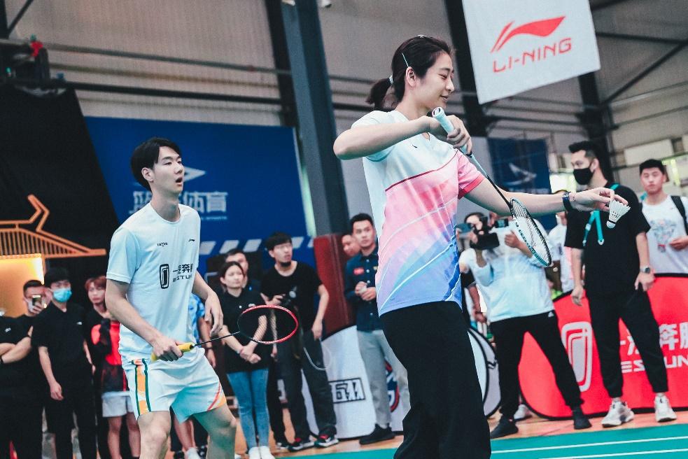 """2021""""五羽轮比""""羽毛球赛长春首站正式开启"""