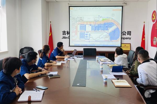长春机场召开2021-2022年度公共区冬季除冰雪启动会暨桌面演练