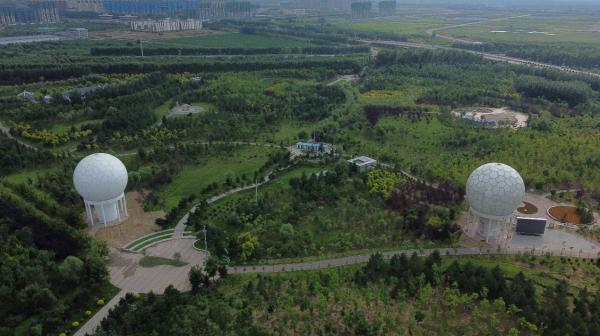 假期好去处 龙泽公园航天科普教育基地正式启动!