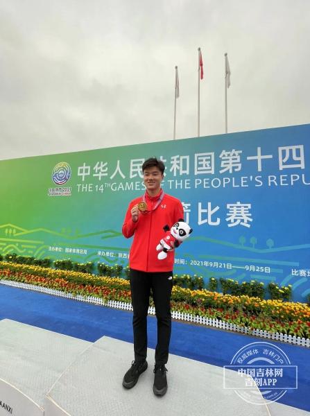 聚焦全运会丨百步穿杨的魏绍轩是怎样练成的?