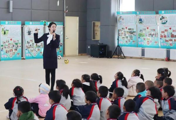 吉林省博物院举行优秀传统文化传承创新活动进校园活动