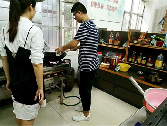 大四生创办共享厨房:十元用一次 学校审核食材www.yh0666.com