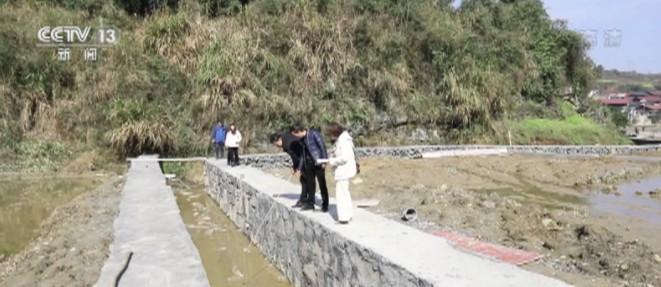 湖南怀化:冬修水利工程基本完工 确保春耕灌溉